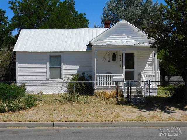 514 E Proctor, Carson City, NV 89701 (MLS #210009913) :: Theresa Nelson Real Estate