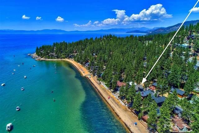 606 Lake Shore Blvd., Zephyr Cove, NV 89448 (MLS #210009918) :: Vaulet Group Real Estate