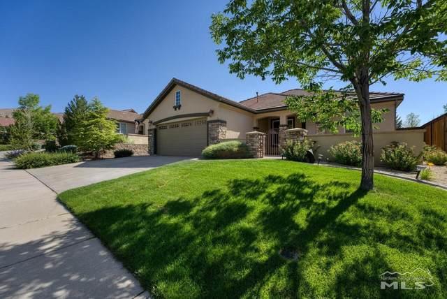 1800 Trail Creek Way, Reno, NV 89523 (MLS #210009929) :: Theresa Nelson Real Estate