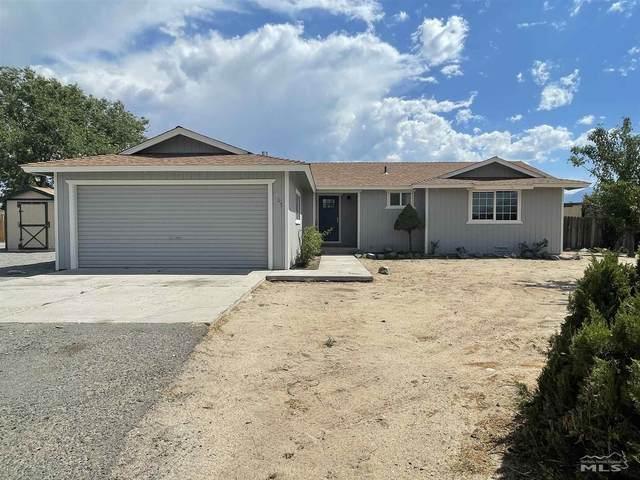 1305 Stephanie, Minden, NV 89423 (MLS #210009938) :: NVGemme Real Estate