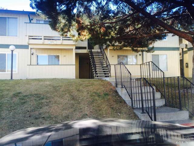 3945 Clear Acre Lane #264, Reno, NV 89512 (MLS #210009949) :: Theresa Nelson Real Estate