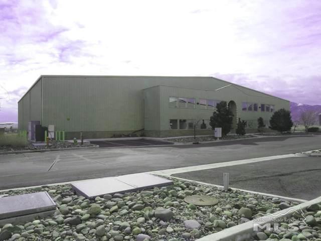 2319 P51 Court Office A, Minden, NV 89423 (MLS #210009982) :: Chase International Real Estate