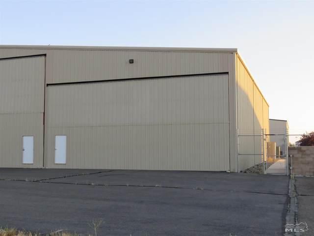2319 P51 Court Hangar A, Minden, NV 89423 (MLS #210009985) :: Chase International Real Estate