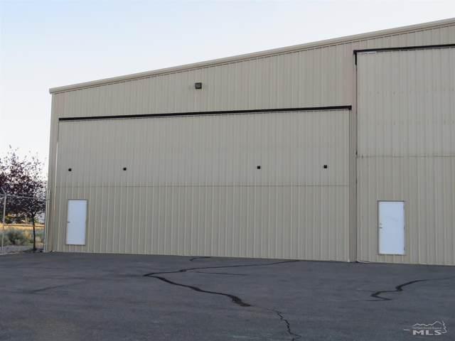 2319 P51 Court Hangar C, Minden, NV 89423 (MLS #210009986) :: Chase International Real Estate