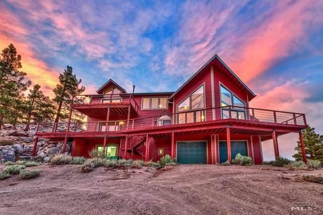 100 Kingsbury Grade, Stateline, NV 89449 (MLS #210009999) :: NVGemme Real Estate