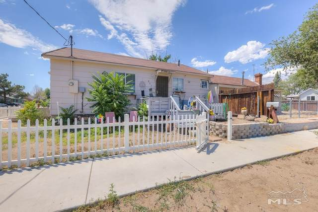809 16th St, Sparks, NV 89431 (MLS #210010006) :: Colley Goode Group- eXp Realty