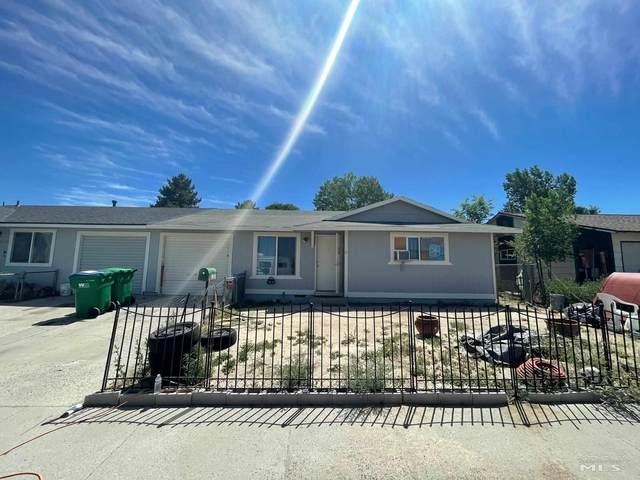 13220 Mount Babcock, Reno, NV 89506 (MLS #210010012) :: Chase International Real Estate
