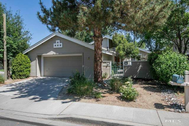 3335 Spring Creek Circle, Reno, NV 89509 (MLS #210010018) :: The Mike Wood Team