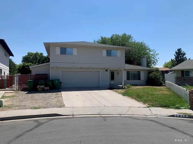 1519 Palo Verde Drive, Carson City, NV 89701 (MLS #210010022) :: Vaulet Group Real Estate