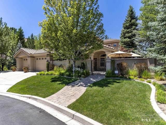 3511 Cheechako Circle, Reno, NV 89519 (MLS #210010028) :: The Mike Wood Team