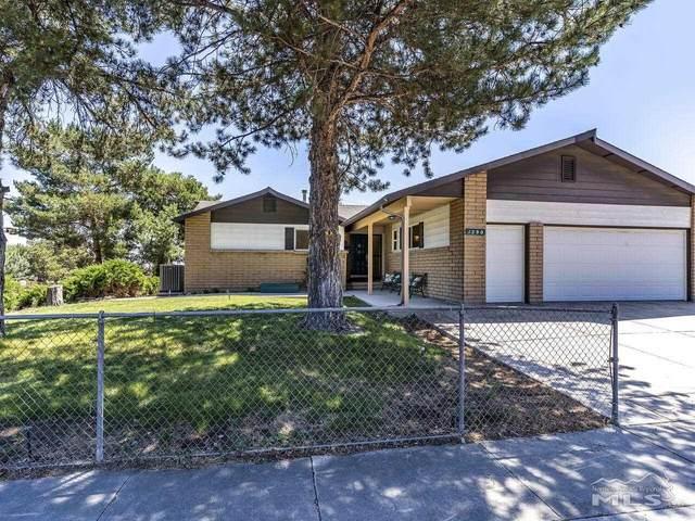 1290 Saint Alberts, Reno, NV 89503 (MLS #210010034) :: Colley Goode Group- eXp Realty