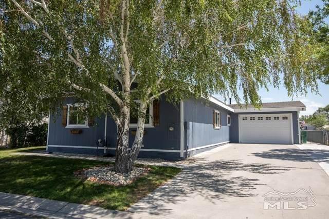 240 Rue De La Chartreuse, Sparks, NV 89434 (MLS #210010045) :: NVGemme Real Estate