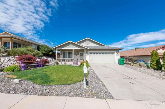 1780 Saturno Heights Dr, Reno, NV 89523 (MLS #210010058) :: Theresa Nelson Real Estate
