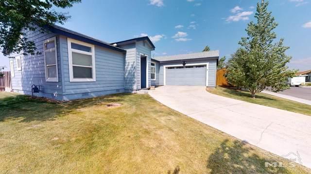 209 Kettle River, Battle Mountain, NV 89820 (MLS #210010063) :: NVGemme Real Estate