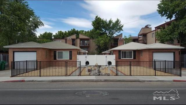 945/955 Brinkby, Reno, NV 89509 (MLS #210010068) :: NVGemme Real Estate