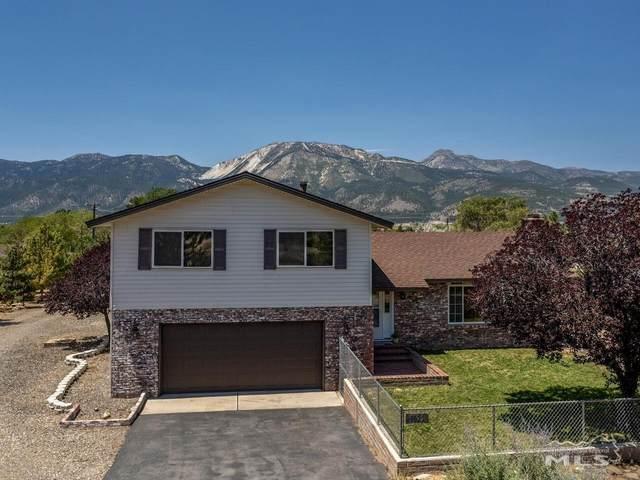 3025 Chipmunk, Washoe Valley, NV 89704 (MLS #210010071) :: NVGemme Real Estate