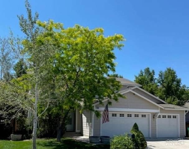 7980 Monterey Shores, Reno, NV 89506 (MLS #210010073) :: Chase International Real Estate