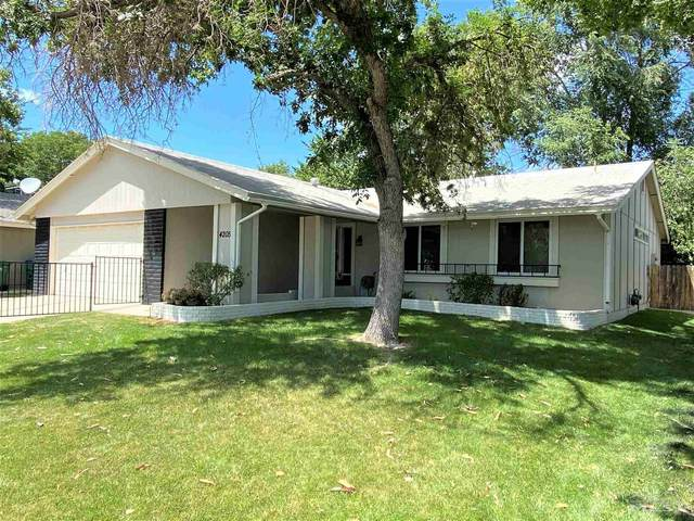 4205 Primavera Avenue, Reno, NV 89502 (MLS #210010079) :: Vaulet Group Real Estate