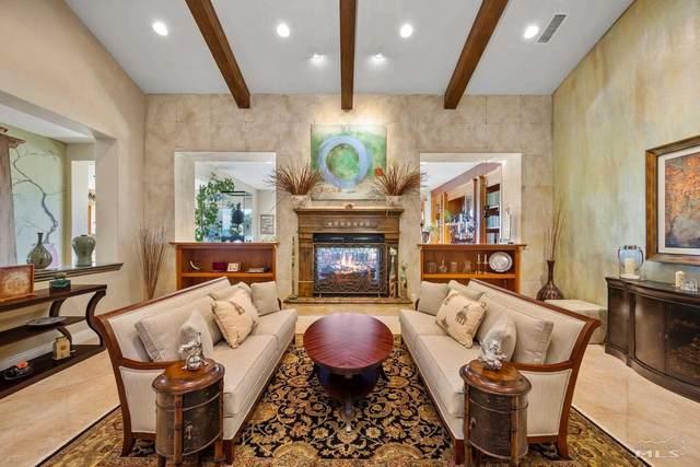 2899 Cloudburst Canyon Dr, Genoa, NV 89411 (MLS #210010094) :: Chase International Real Estate