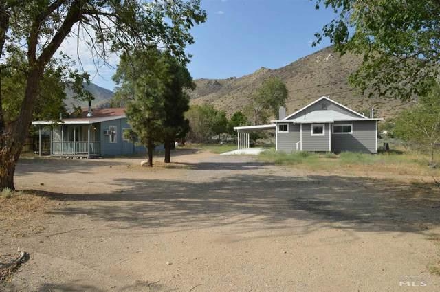 107629 Hwy 395, Coleville, Ca, CA 96107 (MLS #210010099) :: Vaulet Group Real Estate