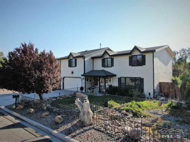 558 Roundup Road, Carson City, NV 89701 (MLS #210010100) :: Chase International Real Estate