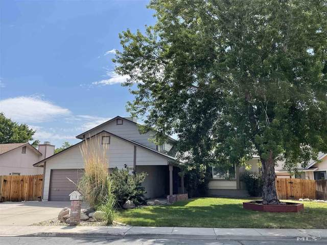 2682 Wabash, Sparks, NV 89436 (MLS #210010101) :: Colley Goode Group- eXp Realty