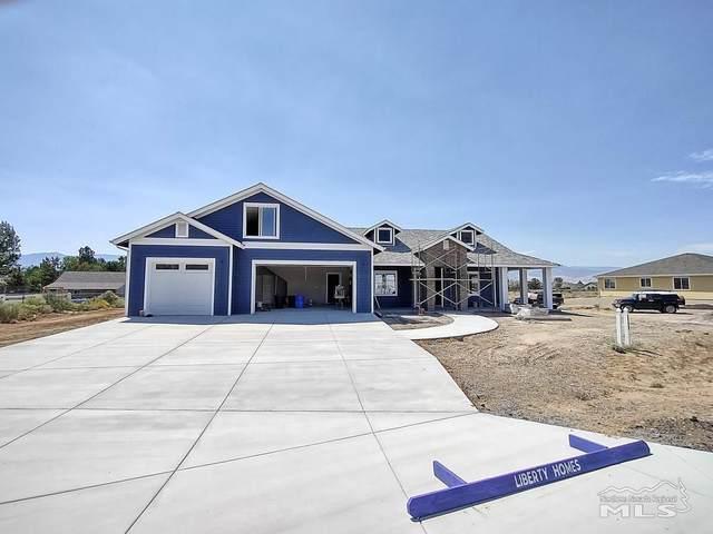2752 Stewart Ave, Minden, NV 89423 (MLS #210010139) :: NVGemme Real Estate