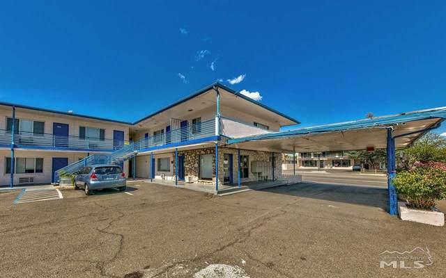 1400 N Carson Street, Carson City, NV 89701 (MLS #210010140) :: Chase International Real Estate