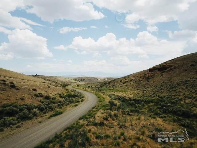 24.2 acres Snowbowl Road, Elko, NV 89801 (MLS #210010143) :: Theresa Nelson Real Estate