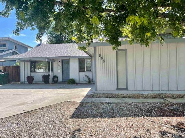 665 Teel Street, Sparks, NV 89431 (MLS #210010152) :: Colley Goode Group- eXp Realty