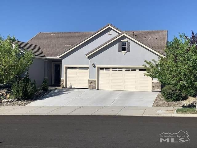 1835 Evergreen Ridge Way, Reno, NV 89523 (MLS #210010162) :: Theresa Nelson Real Estate