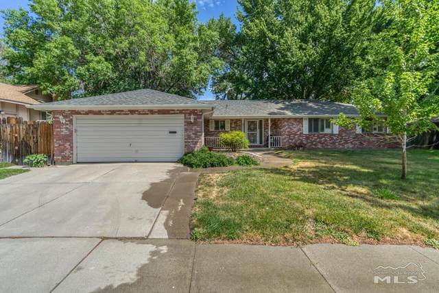 1308 Angels Camp, Carson City, NV 89703 (MLS #210010165) :: Chase International Real Estate