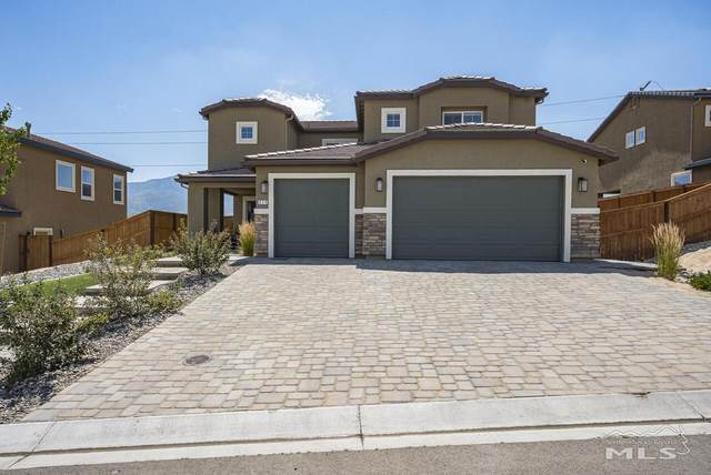 319 Loch Lomond Dr., Verdi, NV 89439 (MLS #210010175) :: NVGemme Real Estate