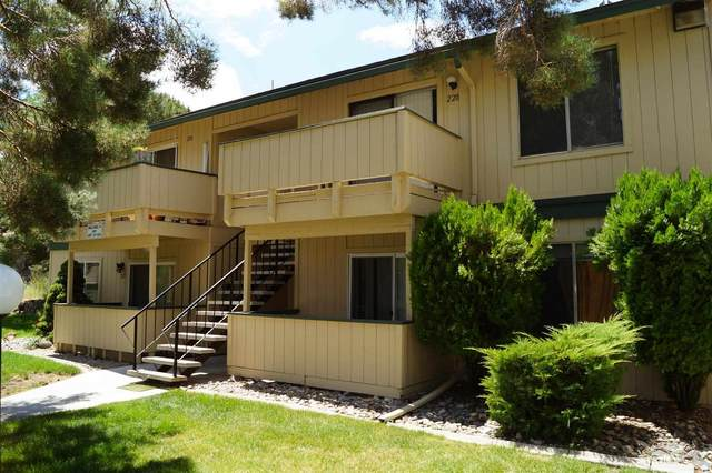 3937 Clear Acre #220, Reno, NV 89512 (MLS #210010176) :: Theresa Nelson Real Estate