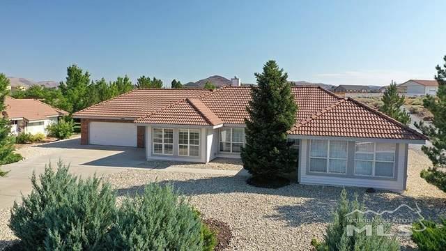 295 Stags Leap Circle, Sparks, NV 89441 (MLS #210010215) :: NVGemme Real Estate