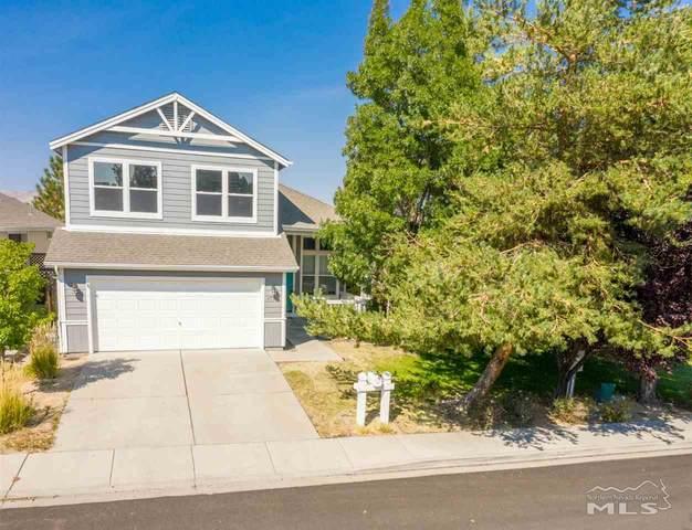 4739 Cedarhill Ln, Reno, NV 89519 (MLS #210010216) :: The Mike Wood Team
