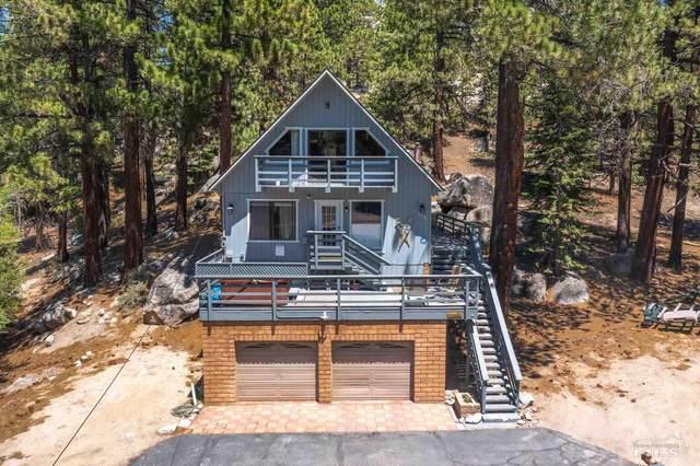 575 Ansaldo Acres Dr, Stateline, NV 89448 (MLS #210010244) :: NVGemme Real Estate