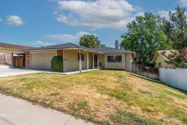 1750 W 12th Street, Reno, NV 89503 (MLS #210010256) :: Colley Goode Group- eXp Realty