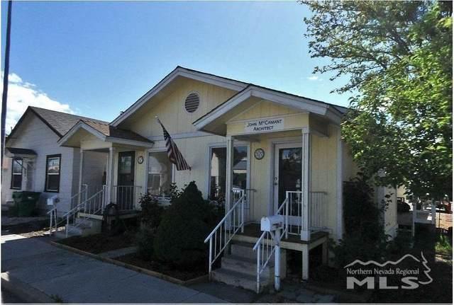 327 Pyramid Way, Sparks, NV 89431 (MLS #210010258) :: Theresa Nelson Real Estate