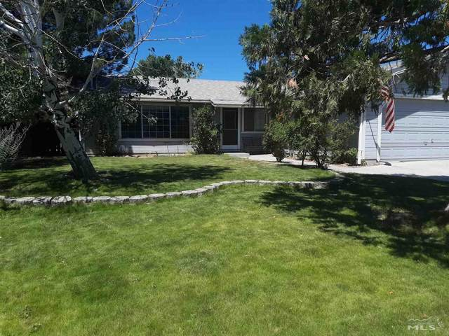 611 Occidental Dr., Dayton, NV 89403 (MLS #210010265) :: Vaulet Group Real Estate