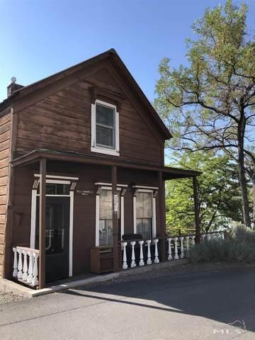 321 S D, Virginia City, NV 89440 (MLS #210010273) :: Vaulet Group Real Estate