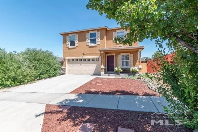 8838 Sunset Breeze Drive, Reno, NV 89506 (MLS #210010281) :: Chase International Real Estate