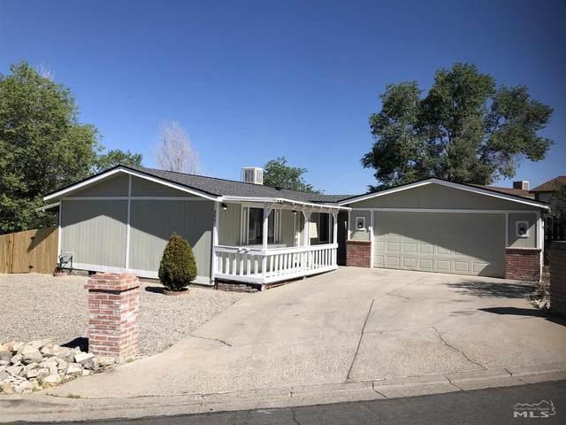 395 Summerhill Dr, Sun Valley, NV 89433 (MLS #210010287) :: Vaulet Group Real Estate