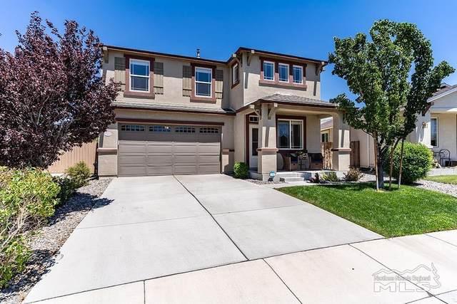2267 Big Trail Cir, Reno, NV 89521 (MLS #210010288) :: Theresa Nelson Real Estate