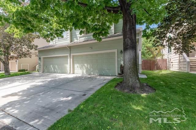 4313 Loreto Lane, Reno, NV 89502 (MLS #210010290) :: Vaulet Group Real Estate
