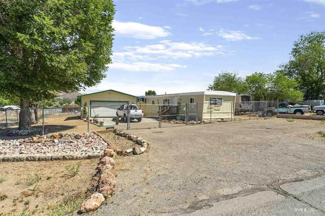 505 Whitehorse, Sun Valley, NV 89433 (MLS #210010292) :: Vaulet Group Real Estate