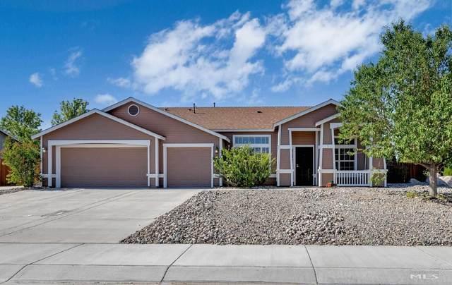 103 Elkhorn Dr, Dayton, NV 89403 (MLS #210010298) :: Vaulet Group Real Estate