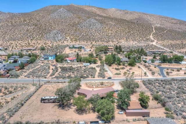 95 E Bonanza, Carson City, NV 89706 (MLS #210010304) :: Vaulet Group Real Estate