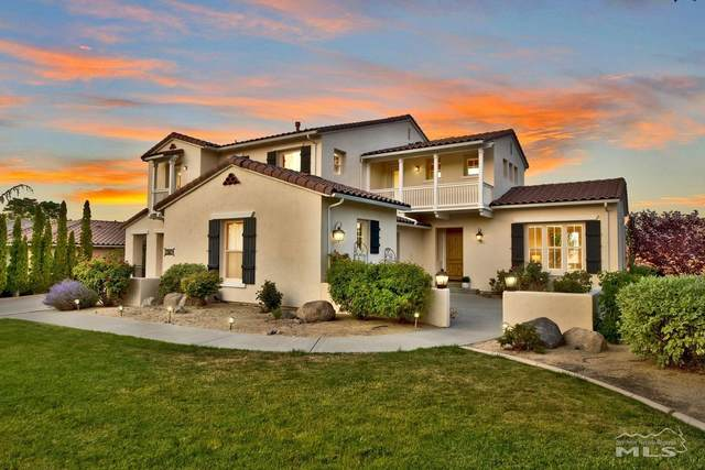 2889 Shale Creek, Reno, NV 89511 (MLS #210010305) :: Theresa Nelson Real Estate