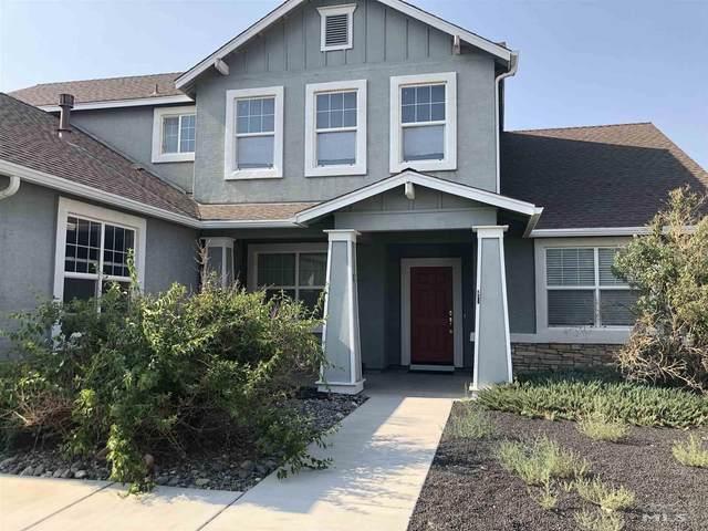 196 Shady Grove Lane, Dayton, NV 89403 (MLS #210010311) :: Vaulet Group Real Estate